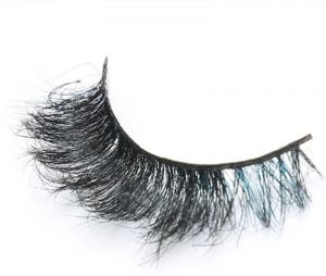 a7937a8051e Women Luxurious Thick Makeup False Lashes Real Horse Hair Extension  Eyelashes