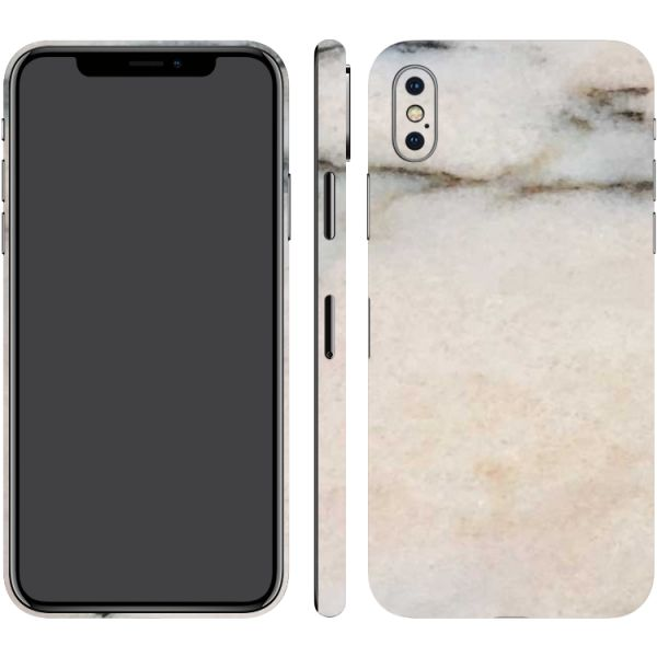 Switch iPhone X Blush Pink Fade Marble (Printable) Textured Skin
