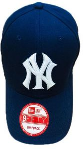 db23c0f275b NY (NEW YORK) BASEBALL CAP NAVY BLUE Baseball   Snapback Hat For Unisex