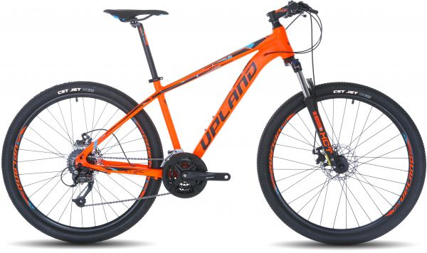 MOUNTAIN BIKE FROM UPLAND, WHEEL SIZE 27.5 INCH, FRAME SIZE 42 cm, A ...