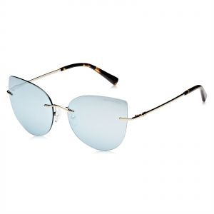 abf31da5c287 Armani Exchange Sunglasses for Women - Blue
