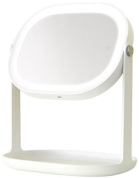Portable Vanity Mirror With Lights Impressive Souq Makeup Mirror LED Lighted Rechargeable Wireless Portable