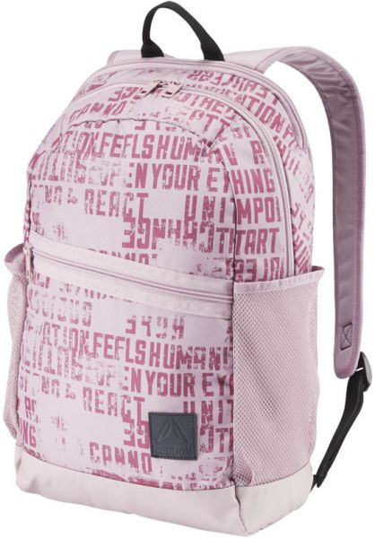 Reebok Training Style Foundation Active Graphic Casual Backpack for Women.  by Reebok b896708b9b9e5