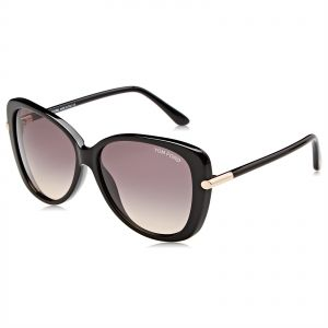 0a30ad50e567 Tom Ford Butterfly Sunglasses for Women - Grey lens
