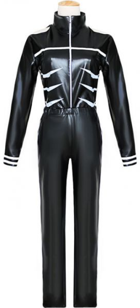 Anime Tokyo Ghoul Kaneki Ken Cosplay 4 Suit Party Clothes Give Mask
