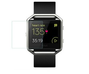 2pcs For Fitbit ionic Smart Watch Full Screen Protector Display Cover Anti-scratch Soft TPU Ultra HD Clear Protective Film Guard