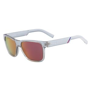 4dad3e5c3f Lacoste Rectangle Sunglasses for Men - Pink Lens