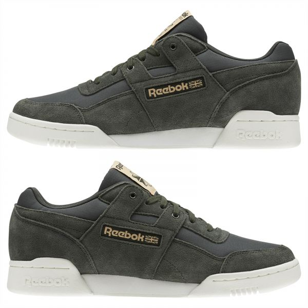 Reebok Classic Workout Plus Mu Sneaker for Men  0e89da5f6