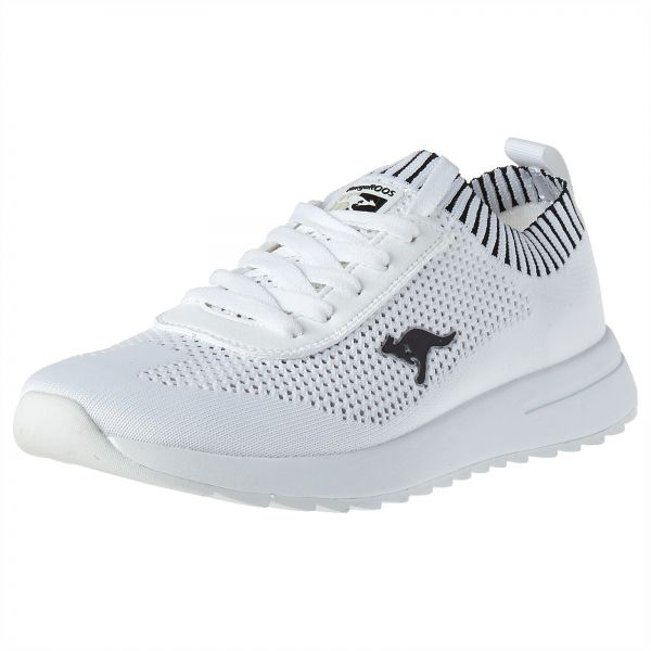 938861163496b2 Kangaroos Sports Sneakers for Women - White