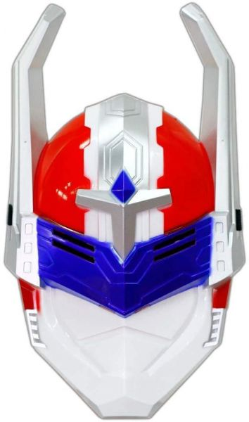 Souq Transformers Robot Optimus Prime Character Led Mask For
