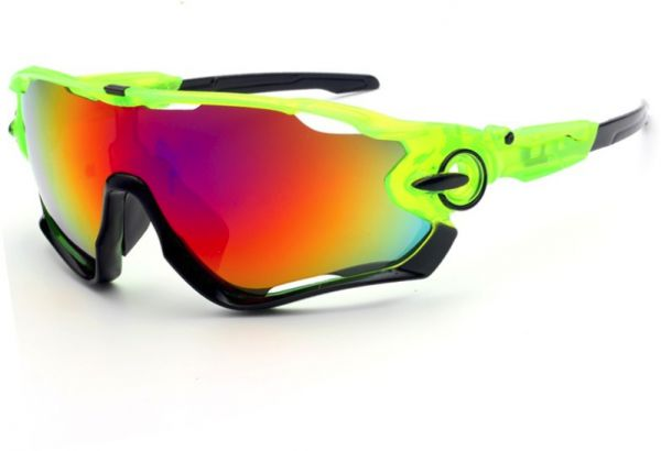 Cycling glasses men's bicycle sports foreign trade sunglasses detachable sunglasses