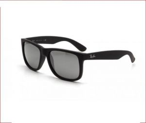 b77f0e117b Ray-Ban Justin RB4165 622 6G Wayfarer. Unisex With UV Protection