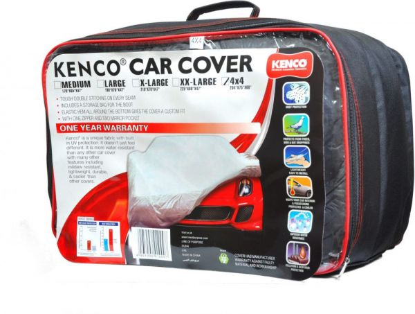 Souq | CAR BODY COVER KENCO FOR NISSAN SENTRA | UAE