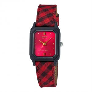 0ed0db847e67 Casio Casual Watch For Women Analog Leather - LQ-142LB-4ADF