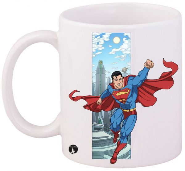 cup of Superman