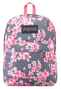 Jansport Superbreak School Backpack For Unisex - Multi Color