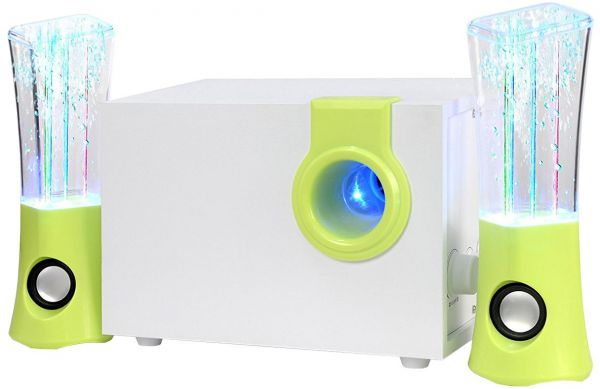 21CH Surround Sound Home Theater Party Dancing LED Light Stereo