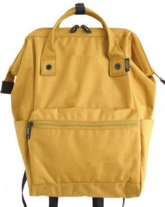 1f54dc415f23 Japanese Stylish and literature durable casual high college school student  bookbag large capacity with separate storage pockets travel canvas backpack  for ...