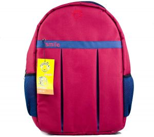 1ddd5945ba59 Backpack For 15.6 Inch Laptop By Smile - Multicolor