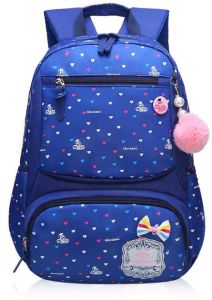d642d246b261 Primary school school bag new super light girl bag 1-3 grade children  backpack 6-10 years of age waterproof princess bag