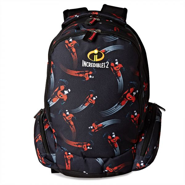059d9f9add7e The Incredibles School Backpack for Boys - Black