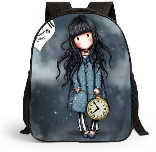 ec662fc32 Comic Backpack Kids Cute School Bag Children Cartoon Backpacks suit ...