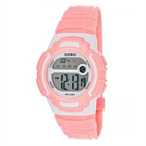 a90c748c4943 Astro Kid s Silver Dial Plastic Band Watch - A8900-PPPS