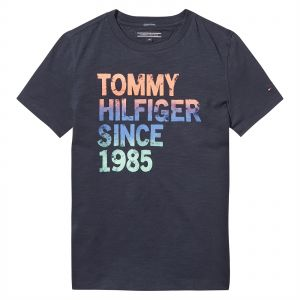 brand new c45ed f6b0f Tommy Hilfiger T-Shirt for Boys - Black