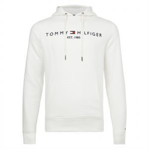 Tommy Hilfiger Hoodie for Men - Snow White c39a097d9e