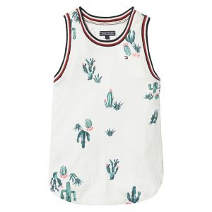 4064a0b9fecf2 Tommy Hilfiger Tank Top for Girls - White