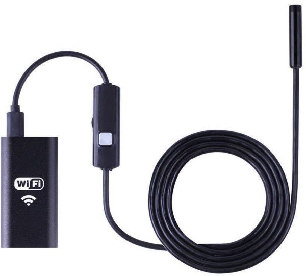 The 5-meter waterproof WiFi wireless endoscope camera is Apple's iPhone 76S  Plus, Samsung, tablet computer, Android smartphone (3m)