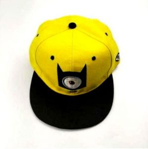 8f3154c85be Yellow Baseball   Snapback Hat For Despicable Me Minions Cap Snapback Hats