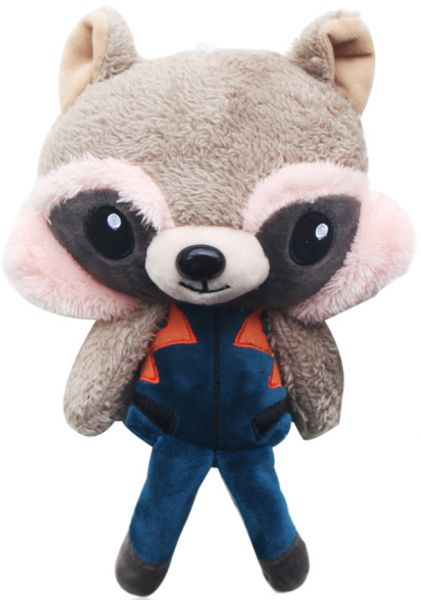 Guardians Of The Galaxy Rocket Raccoon Cute Monster 22cm Plush Doll