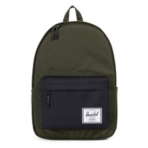 b5c9691ad86 Herschel 10492-01572-OS Classic X-Large Unisex Casual Daypacks Backpack -  Forest Night Black