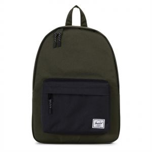 289819e37b Herschel 10500-01572-OS Classic Unisex Casual Daypacks Backpack - Forest  Night Black