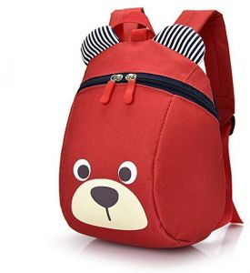 722e37a8894e Bear Small Toddler School Backpack With Leash Children Kids Backpack Bag  Mini Travel Bag for Baby Girl Boy 1-6 Years Old