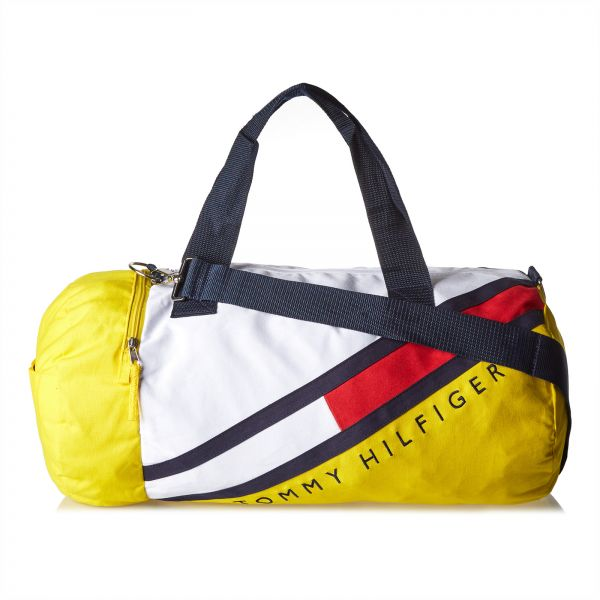 Tommy Hilfiger Outdoor Duffle Bag for Women - Multi Color  34588c9673217