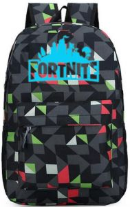 Fortnite game series Noctilucent Luminous casual fashion students Bookbag  backpack Travel work Rucksack Fits up to 15.6 inch Laptop Bag for men and  women 8d13939abc1df