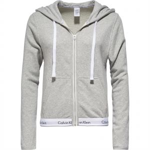 3c5b47b24d6c0 Calvin Klein Hoodie for Women - Grey Heather