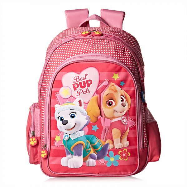 9ad14b29b3ce7 First Kid School Backpack for Girls - Pink