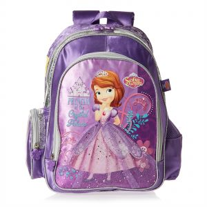 8465acb0c73 Disney Sofia School Backpack for Girls - Purple
