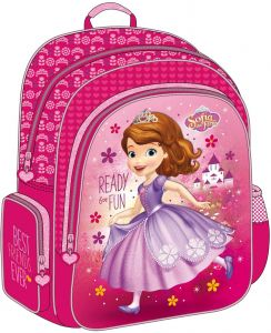 e1cd8bf701 DISNEY Sofia The First - Backpack 16 inch