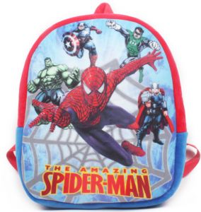 Kids Leash Bags Toddler Plush Backpack with Safety Harness Playful  Preschool Kids Snacks Bag for Little Children(0-36Mouth) Spider-Man 271764628e6