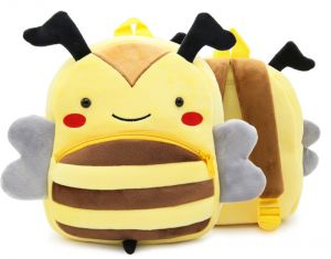 Kids Leash Bags Toddler Plush Backpack with Safety Harness Playful  Preschool Kids Snacks Bag for Little Children(0-36Mouth) Burt s bees 5221fda6282