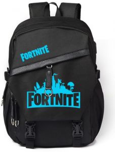 69ab34e255 Fortnite Newest design Multifunctional Noctilucent Luminous fashion cool  Laptop Travel canvas Backpack
