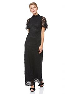 0c7bbe89040 Mela London Straight Dress for Women - Black