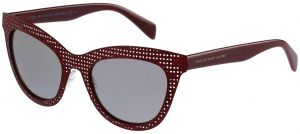 Marc by Marc Jacobs sunglasses MMJ 435 S KUASS 51 Frame in bordeaux    Lenses black with silver mirror effect 21655dcdbd