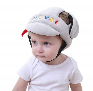 437a4a03e5e Baby Cap Toddler Safety Adjustable Helmet Head Protection Hat For Infant  Walking