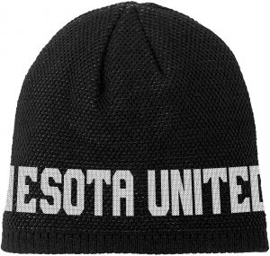 96488b703f1 ... canada outerstuff mls minnesota united boys cuffless knit hat black one  size 8 abf9b 5e89b