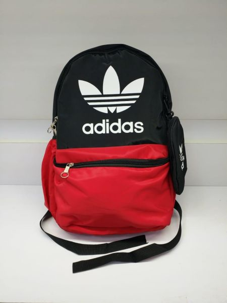 cc1890219f Adidas sports backpack and back bag with unisex bag Red-Black of ...
